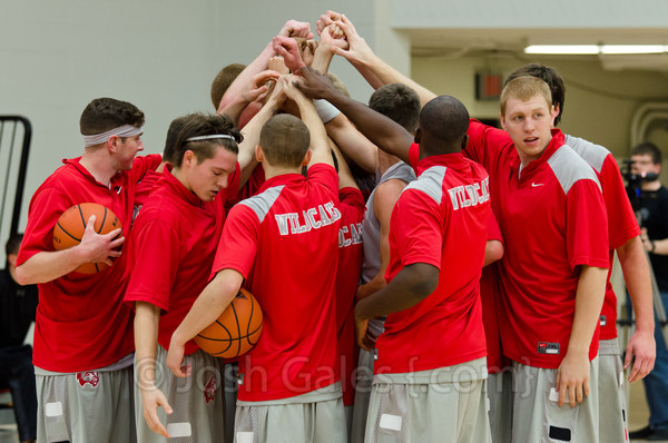 10/30/12 Men's Basketball vs. SXU