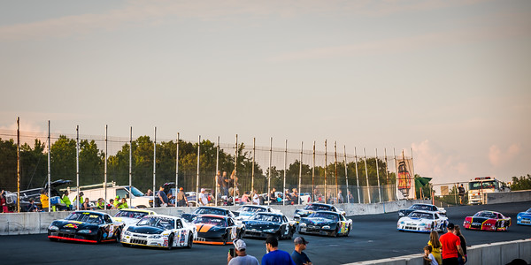 8.21.21 Dominion Raceway Modifieds
