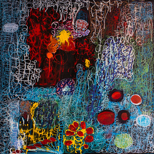2020 ALL Abstraction Painting/Drawing Exhibition