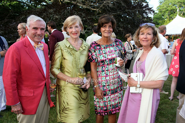 Warren Schwerin, Virginia Schwerin, Suzy Redpath, Karen Hughes