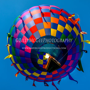 Preakness Balloon Festival - 19 May 2016