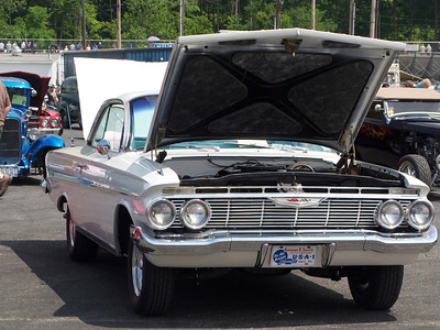 Lebanon Valley Dragway Capital Area Rods 2012