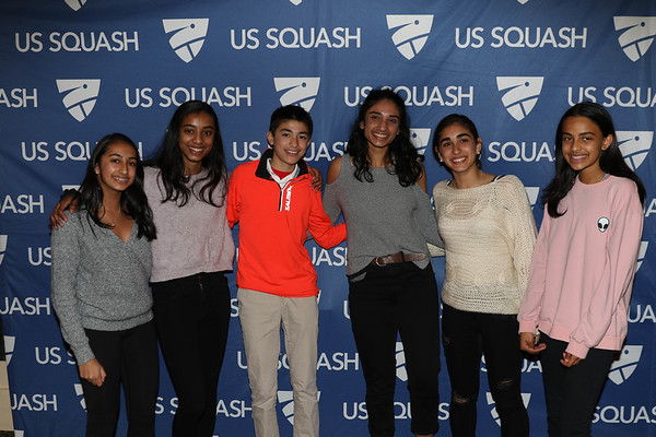 2019 US Squash Junior Awards Dinner
