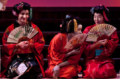 Butler Opera Center: Madam Butterfly