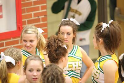 101203 Bishop Carroll vs Wichita South Girls