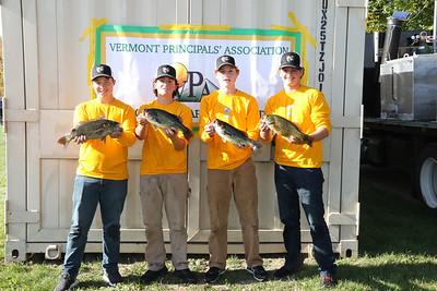 2021 Vt High School Bass Fishing State Championships