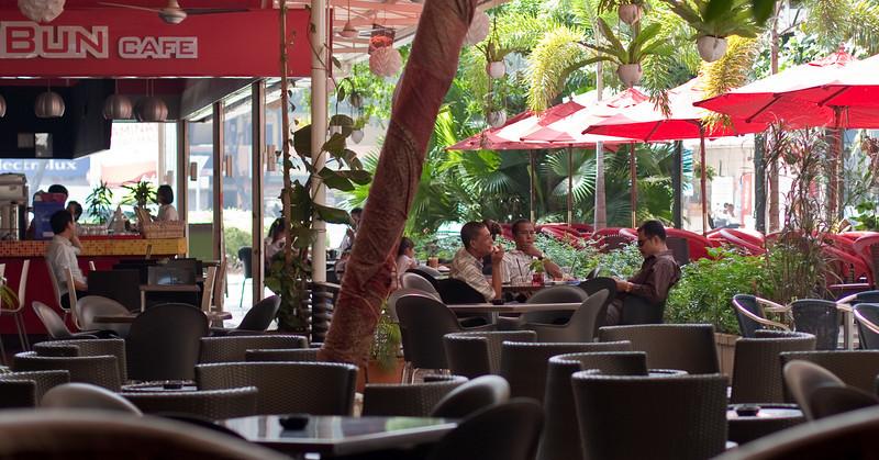 Kota Kinabalu cafe