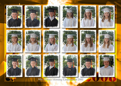 Williamstown Kindergarten Graduation 2007-08