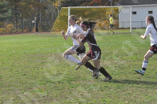 Girls: Ellsworth vs. Nokomis: October 19, 2012