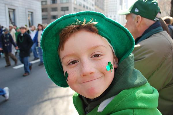 New York City 2009 St. Patrick's Day Parade