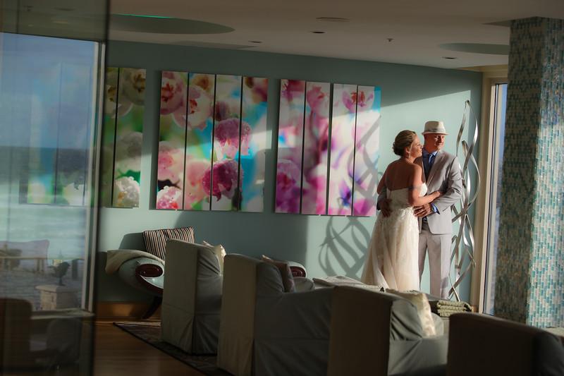 Dohm Wedding, Ocean One Atlantic Beach, Florida