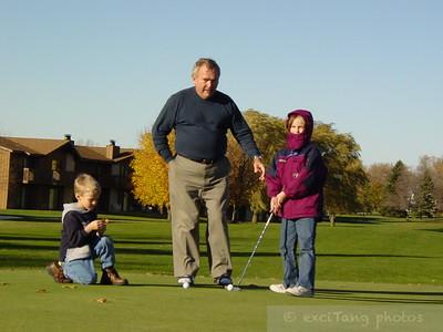 1101 Golfing