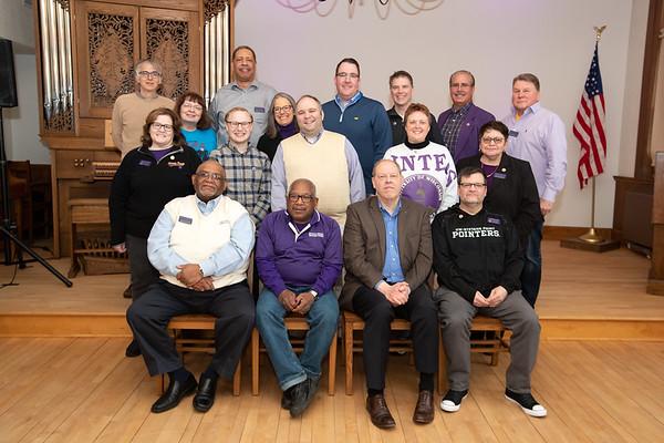 Alumni Board April 2019