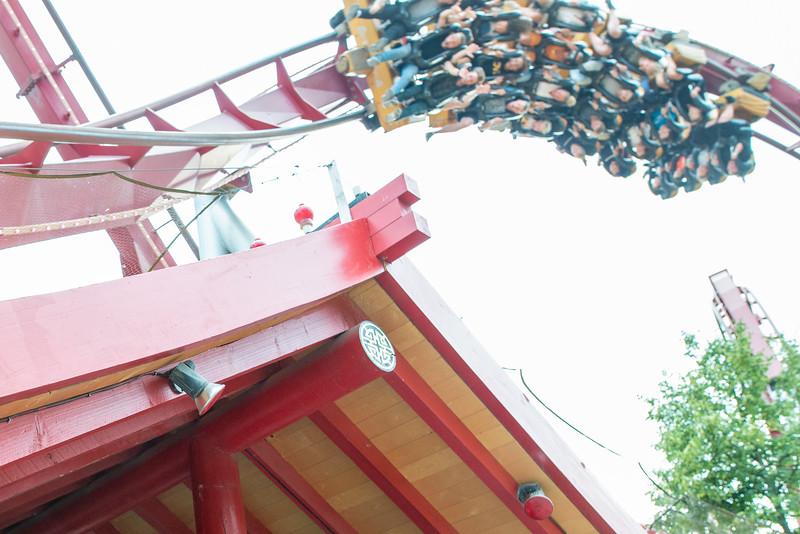 Tivoli Gardens - Over Asia