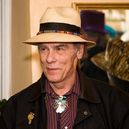 Santa Fe Film Fesitval Honors Dean Stockwell