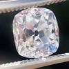 2.03ct Antique Cushion Cut Diamond GIA G SI1 6