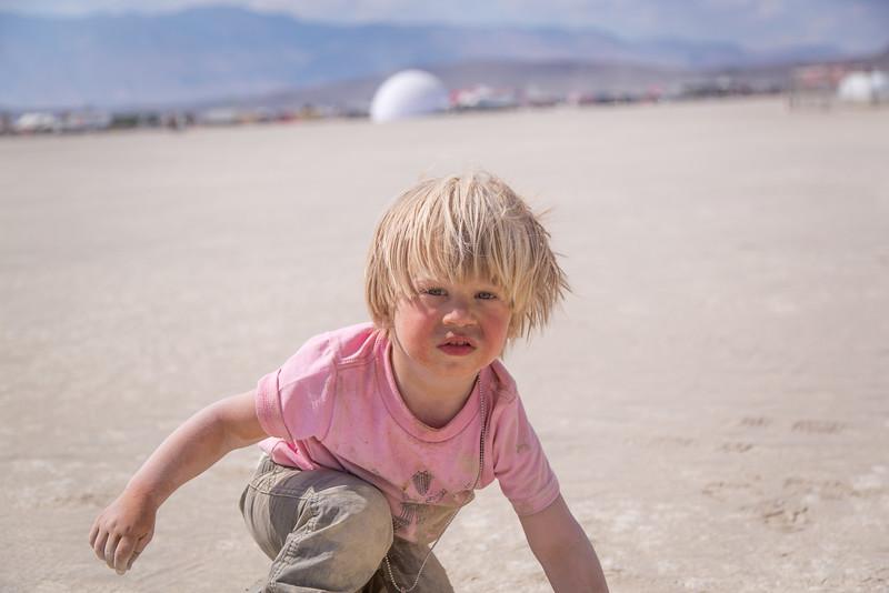 Little Jonathan Loves the Dust