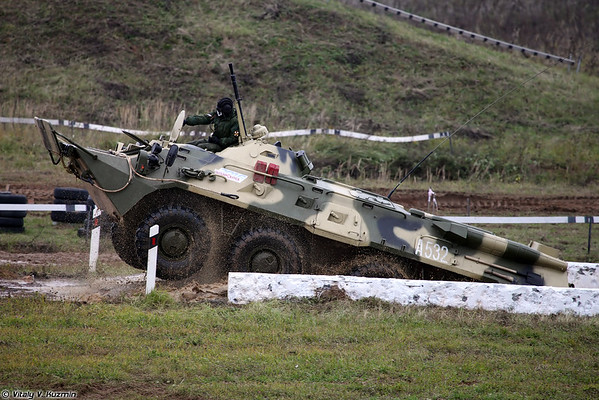 International Exhibition of Means of State Security Provision Interpolitex-2016 - Demonstration part 2