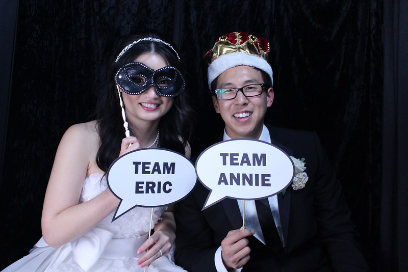 Annie and Eric Wedding Singles