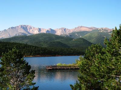 Pikes Peak, Colorado, Aug 22