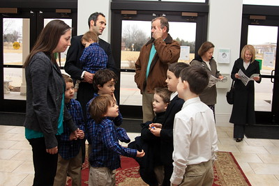 Hudson George Baptism