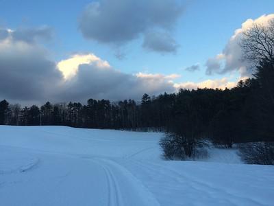 Ski Practice! Oak Hill 1-25-2019
