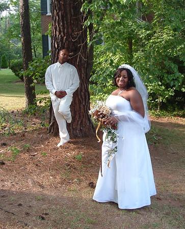 Valentcia & CJ Wedding