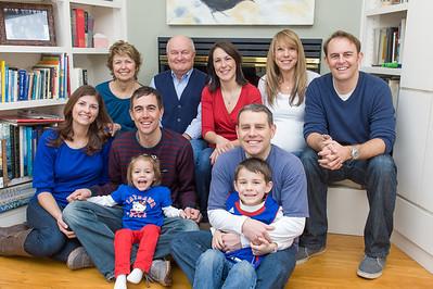 Caler Family Feb 2013