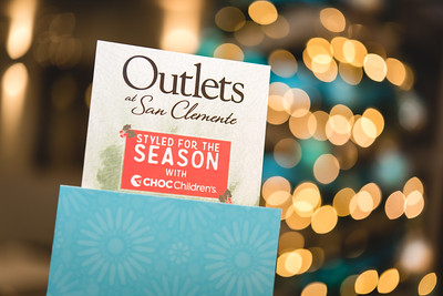 Styled for the Season 2018 at Outlets at San Clemente