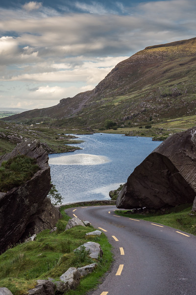 Augher Lake and the Gap of Dunloe