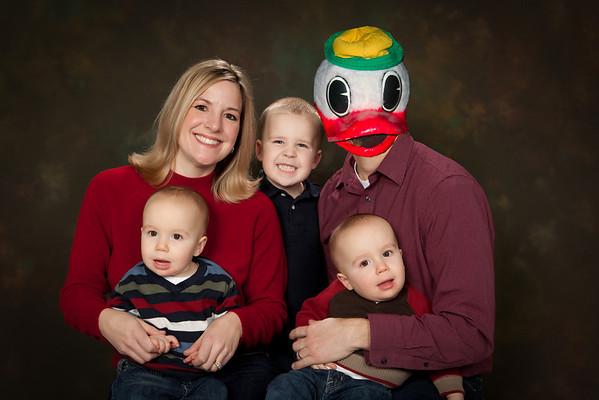 Kaiser Family Nov 2010