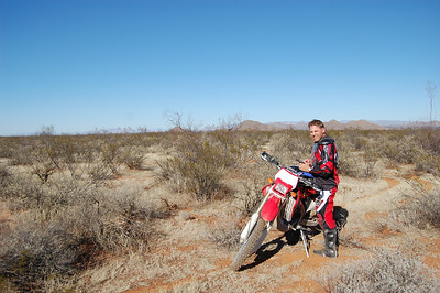 Nomads ATV trail
