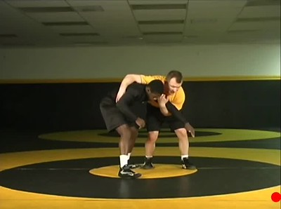 2 on 1 to above the elbow pulldown