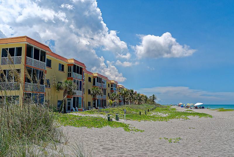 South View - Fisherman's Cove - Siesta Key Florida