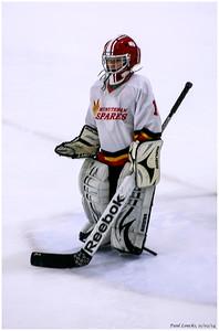 First Hockey Photos