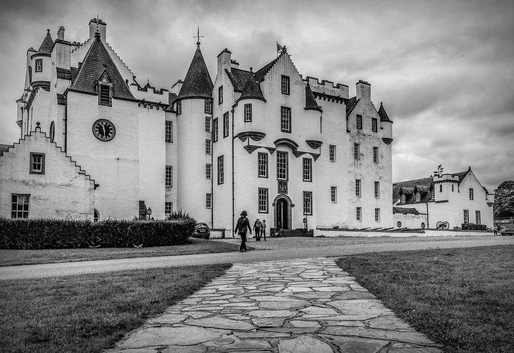 苏格兰布莱尔城堡(Blair Castle),特色建筑