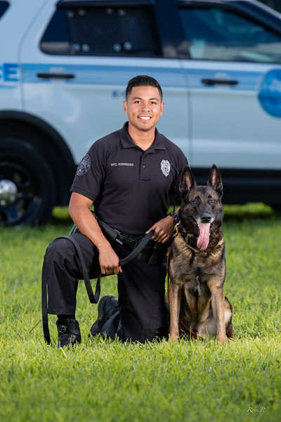 MPD K-9 Unit photos 2016