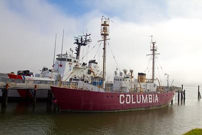 Lighthship Columbia