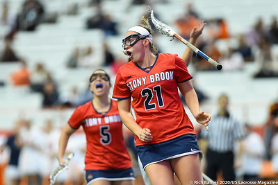 NCAA WLax: Stony Brook at SU; 2/10/20
