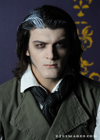 Sweeney Todd - Headshots for Entrance Color