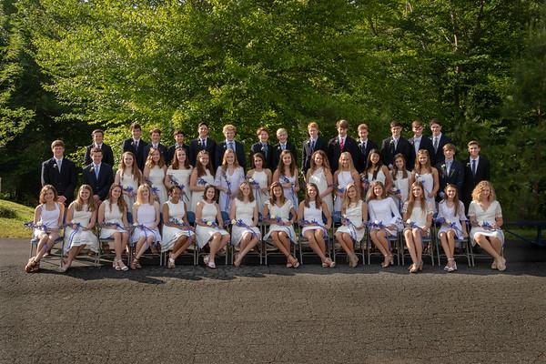 Graduation Group Photos