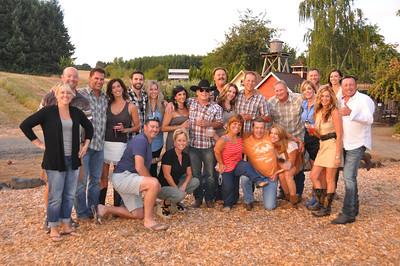 2013 BBQ at Roloff Farms
