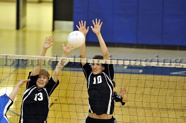 Lincoln-Way North Sophomore Boys Volleyball (2008)