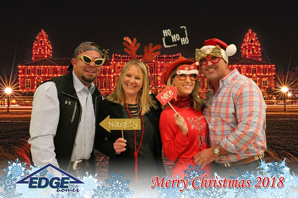 Edge Homes Christmas 2018