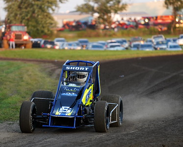 Gas City I-69 Speedway  James Dean Weekend 9-28-18