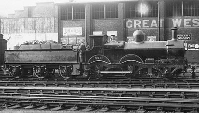Dean 2-4-0 locomotives