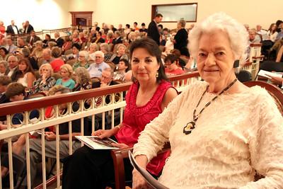2014 Joan Godsey Inaugural Concert
