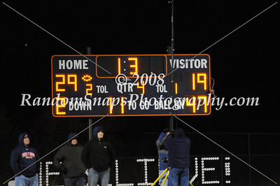 Region II Semi-Final -- Loudoun County @ Briar Woods -- 11/18/11