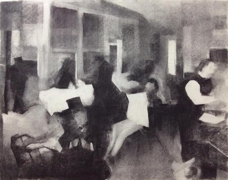 Osnat Sheiner after Degas