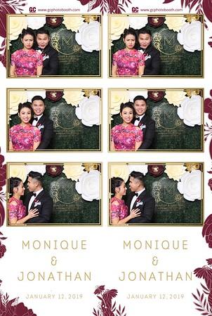 01-12-2019 Monique and Jonathan